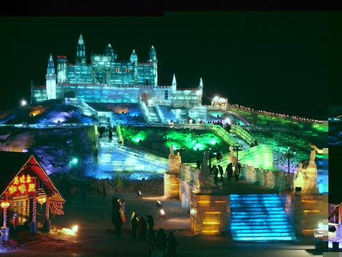 เทศกาลแกะสลักน้ำแข็ง ที่ฮาร์บิ้น 5 วัน 4 คืน